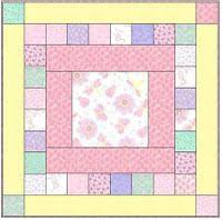 Best 25+ Easy baby quilt patterns ideas on Pinterest | Baby quilt ... & Speedy Baby 2 Quilt - Free Pattern - using 5 inch charm squares - 45 inches  x 45 inches. Adamdwight.com