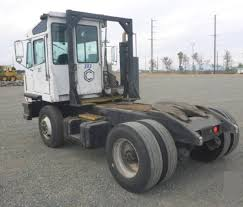 2007 Capacity Tj7000 Used Terminal Tractor Yard Spotter For Sale