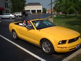 2005 Ford Mustang convertible v – pictures, information and specs ...