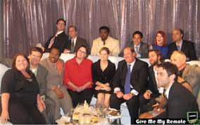 the office the meeting. Me With The Cast Of THE OFFICE At Upfronts 2008 Office Meeting S