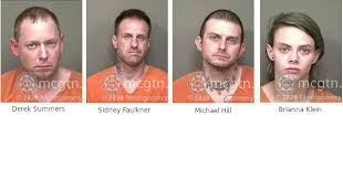 Four People Charged In Hopkinsville Theft Of Over $200,000 Worth Of Items |  WHVO-FM