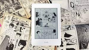 Hội đọc truyện tranh Kindle