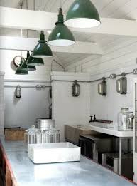 Industrial Style Kitchen Lighting Vintage Deep Bowl Pendants Shine In Industrial Style Kitchen Lighting R