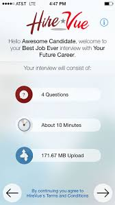 hirevue interview questions hirevue by hirevue inc ios united states searchman app data