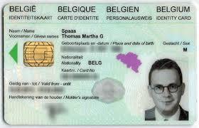 Astrabest Services Id Belgium Card -