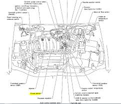 2005 Nissan Maxima Engine Diagram
