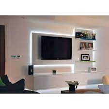 wall mounted tv unit at rs 20000 piece