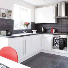 Image Of: Black And White Kitchen Designs 152