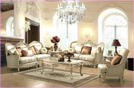 Luxury Living Rooms Furniture Simple Inspiration Ideas