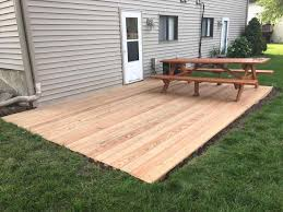 the images collection of to build a floating deck howtos