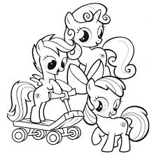Tranh tô màu ngựa Pony | Trang tô màu, Sách tô màu, Twilight sparkle