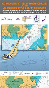 Free Nautical Charts For Android Nautical Chart Symbols Quick Reference To The Symbols Used