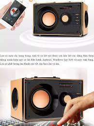 Loa Bluetooth Nào Tốt, Loa Karaoke Mini Giá Rẻ, Loa Bluetooth RS A200 Cao  Cấp, Công