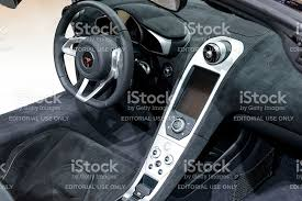 mclaren 650s interior. mclaren 650s spider sports car interior royaltyfree stock photo mclaren 650s
