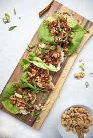 pf chang s lettuce wraps made healthier