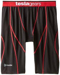 Tesla Compression Size Chart Tesla New Mens Cool Compression Pants Tights Leggings Capri