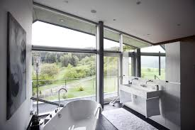 High Tech Bathroom An Engineers Incredible High Tech Dream Home