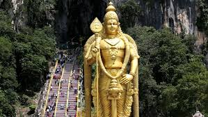 Image result for holy shrines of deity Lord Murugan