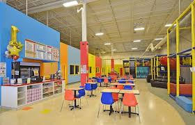 Amazing Adventures Playland Ridgeway: Main Cafeteria And Snack Bar Area