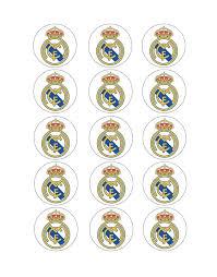 papel de azúcar real madrid futbol