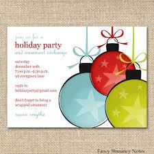 Company Christmas Party Invite Template Company Christmas Party Invitation Templates Templates With Design