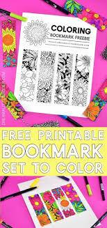 Parents, teachers, churches and recognized nonprofit organizations may print or copy multiple coloring pages for use at. Free Floral Bookmarks To Color Dream A Little Bigger