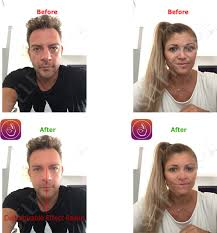 selfietime makes you look like a ch in selfie photographs and facetime video chats