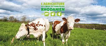agriculture département du rhône