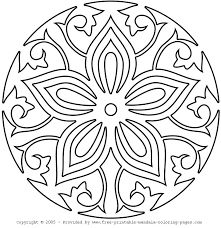 Small Picture 72 best Mandala Coloring images on Pinterest Mandala coloring