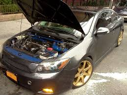 Club Scion tC - Forums - Engine cover cracked, and Dress up advice ...