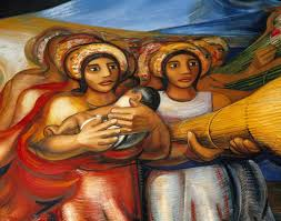 david alfaro siqueiros for the complete safety of all mexicans at work detail