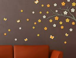 3d foam wall decoration