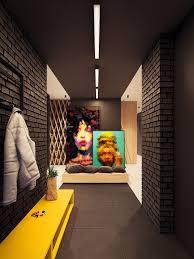 modernfluorescentlight  interior design ideas