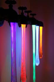 blown glass lighting. Original Liquid Light Custom Blown Glass And Pipe Sculpture Lighting