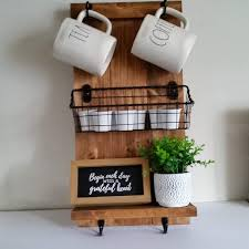 Organize your kitchen with this utensil holder! Buy Wall Mount K Cup Holder Up To 75 Off