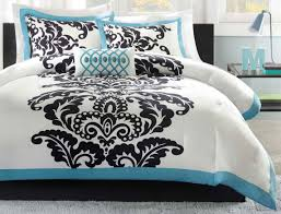 White And Turquoise Bedroom Black And White And Turquoise Bedroom Ideas Homes Design Inspiration