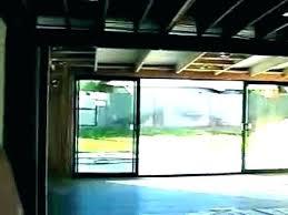sliding glass doors foot door cost medium size of inch patio 12 ft lea s double