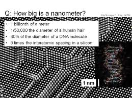 Q: How big is a nanometer? ...