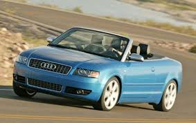 2005 Audi S4 - Information and photos - ZombieDrive