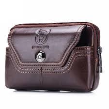 waist bag for men mens bag mens pack mens leather