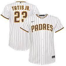 Jr. White/Brown San Diego Padres ...