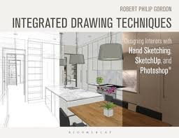 interior design hand drawings. Integrated Drawing Techniques. Designing Interiors With Hand Interior Design Drawings 2
