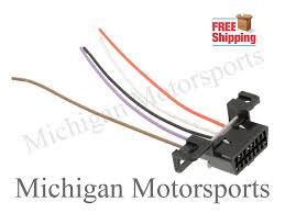 lt1 wiring harness gm obdii obd2 wiring harness connector pigtail harness ls1 lt1 aldl 12110250