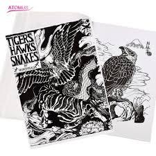 73561 руб 15 скидкататуировки рукопись коллекция татуировки тигр орел змея эскиз