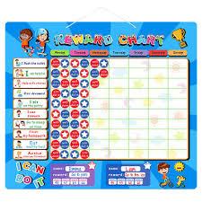 Childrens Tesco Reward Chart Felt Wall Hanging 5 25