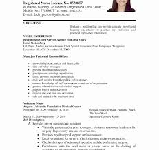 Sample Resume For Working Students With No Work Experience sample resumes for students with no work experience Goal 52