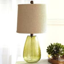 light green glass table lamp sheffield blue lamps floor with inside glamorous green glass table lamps