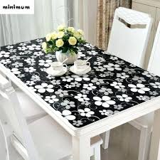 coffee table covers child safety coffee table cover black tablecloth soft glass table mats waterproof anti hot coffee table cover crystal decorating ideas