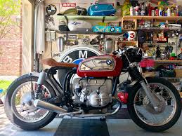 bmw r75 5 in the builder s words bmw r75 5 cafe racer