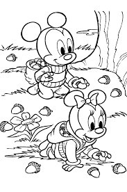 Coloriage Bebe Disney